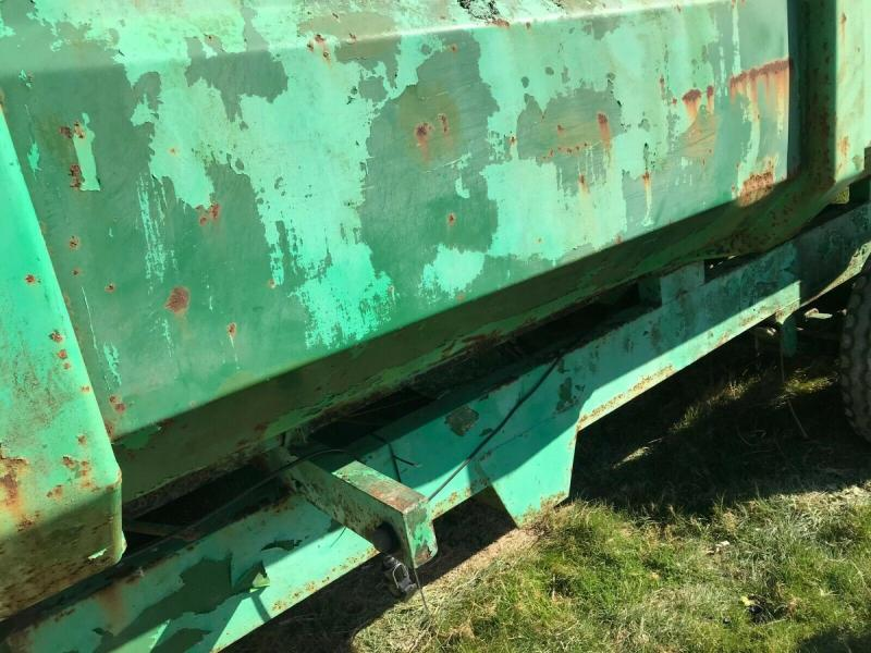 Griffiths Tipping Trailer Monocoque 10 ton £2400 Gatwick