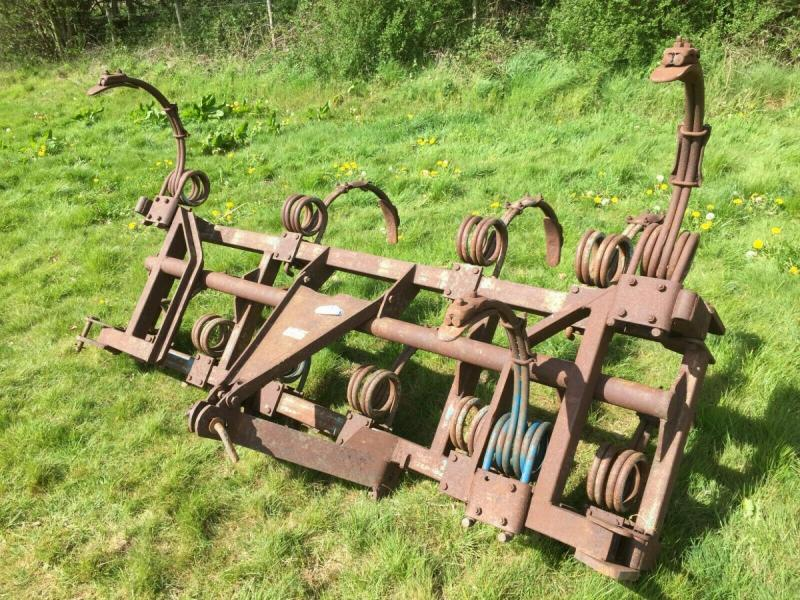 Cultivator Folding 12 foot £ 460 plus vat £552