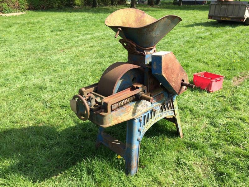 PTO driven Corn Crusher £475