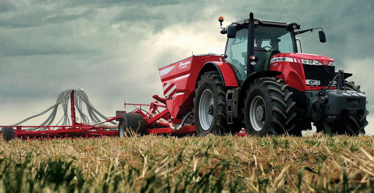 Tractors, Implements & Agri Machinery