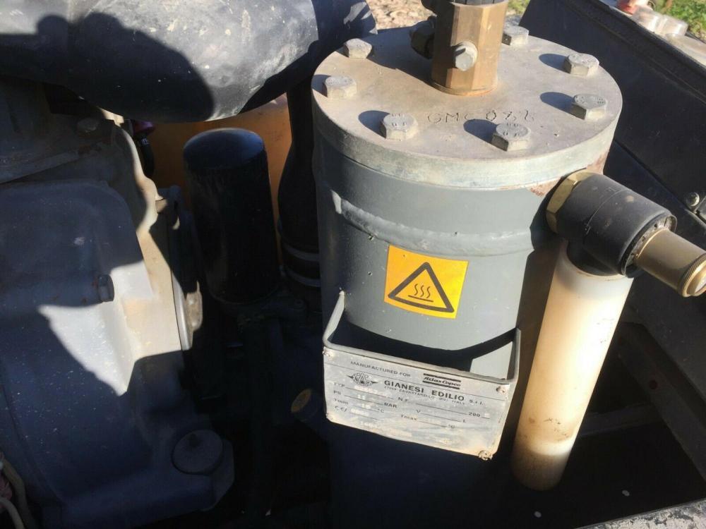 Atlas Copco Generator XAS47 £1750 plus vat £2100