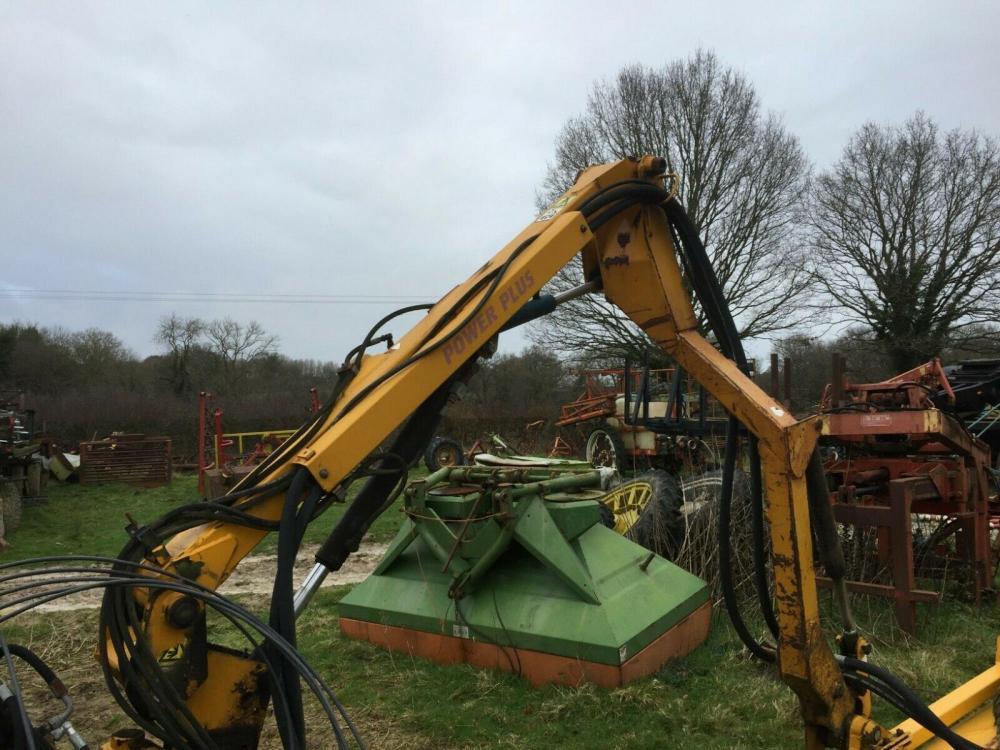 Hedge Trimmer Bomford B49 £1950 plus vat £2340