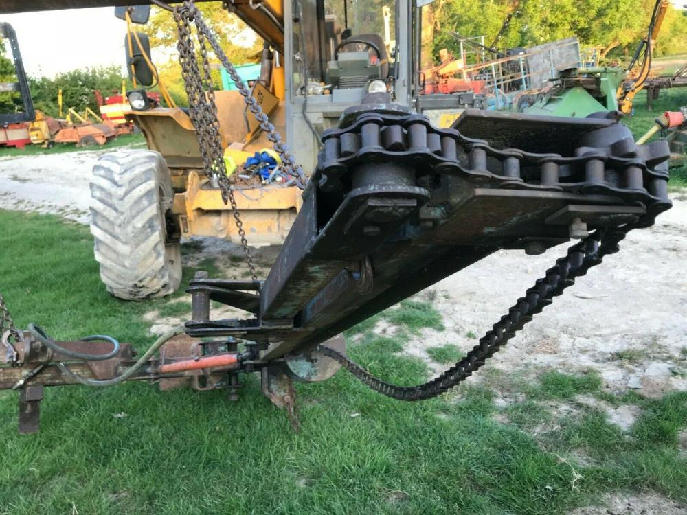 Parmiter Post Rammer £780 Tractor mounted
