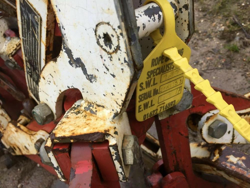 Manhole lifter - concrete rings - Schmolz shaftFIX £250 plus vat £300