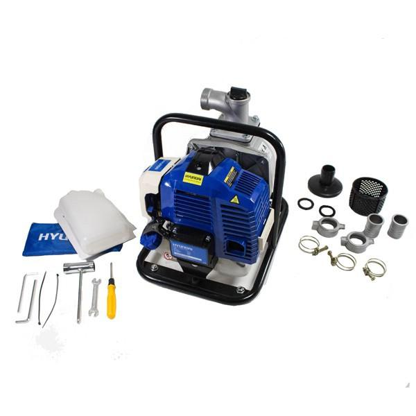 Hyundai 40mm / 1.5??? Lightweight Portable Petrol Water Pump HY40-2