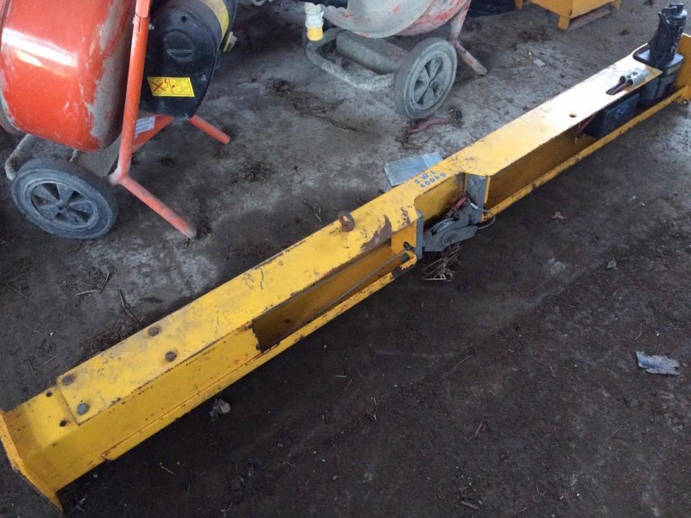 Industrial Carpet Tug £250 plus vat £300