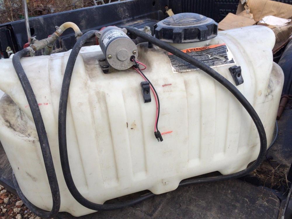 Quad bike spray units £250