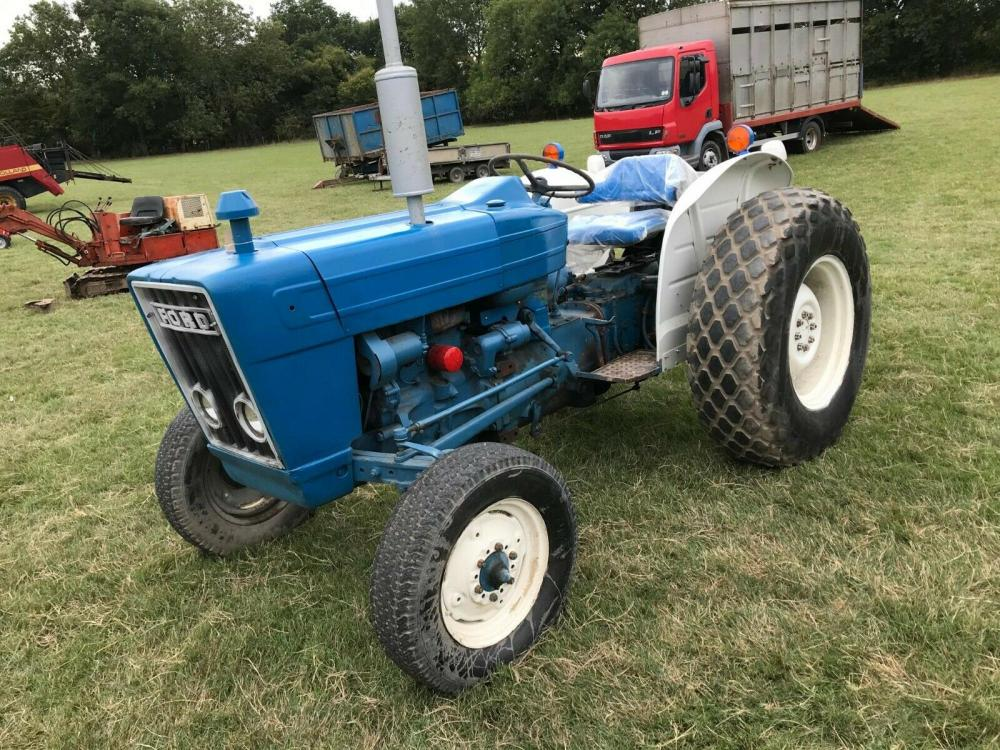 Ford 3000 Tractor Diesel £3950