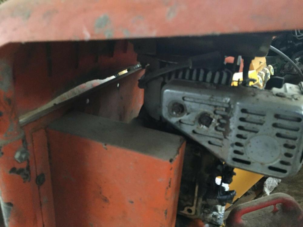 Concrete mixer - electric 110 volt £280 plus vat £336