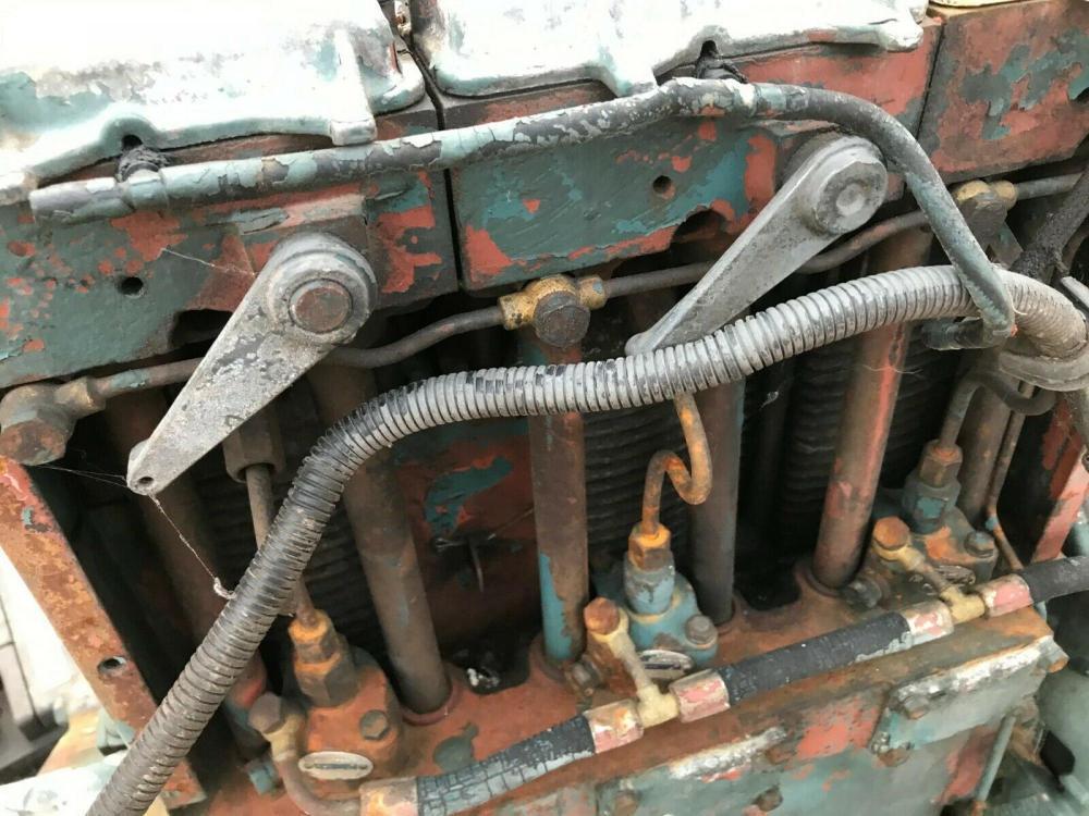 Lister Petter TS3 engine - spares £360 plus vat £432