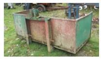 Tractor Transport Box
