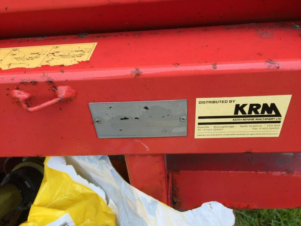 KRM 24 Metre Fert Spreader £450 plus vat £540