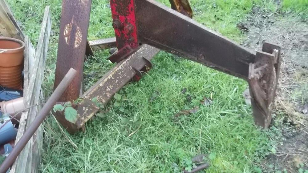 Mole plough / subsoiler - £480
