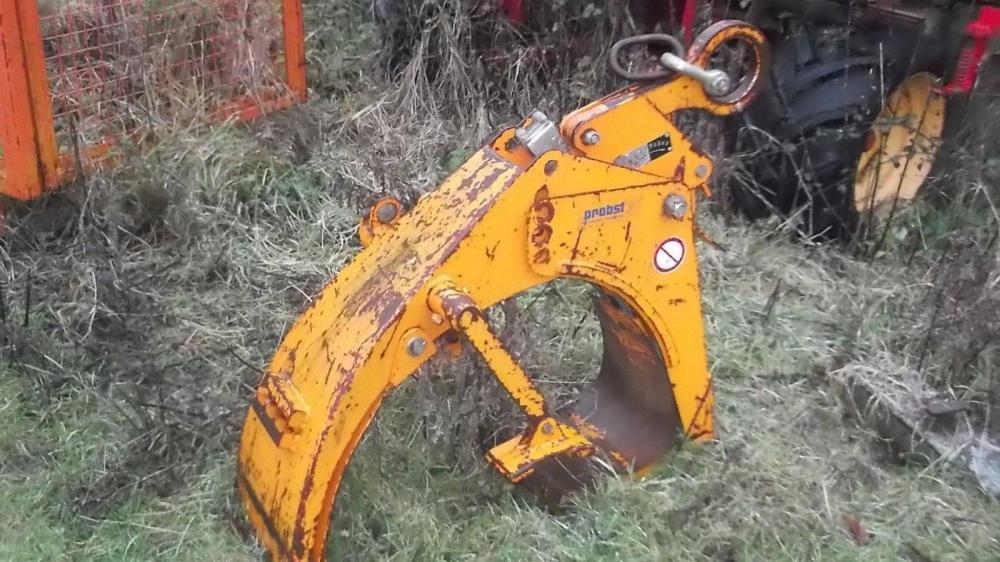 Probst Barrel Grab £300 plus vat £360