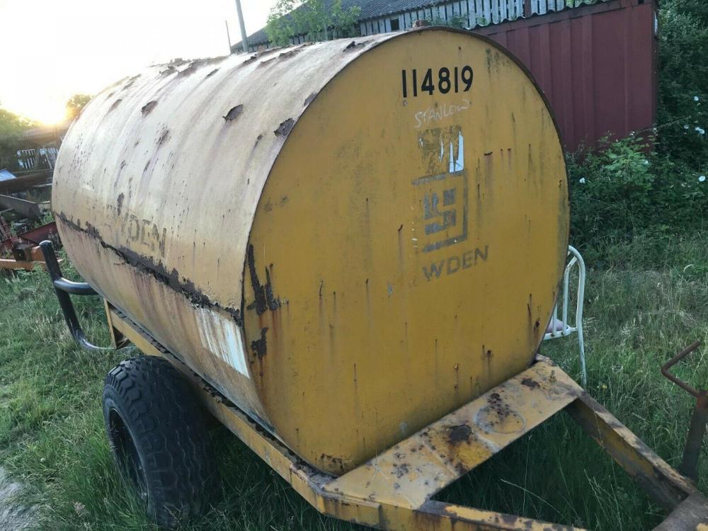Diesel Bowser 500 gallon £750 - Gatwick