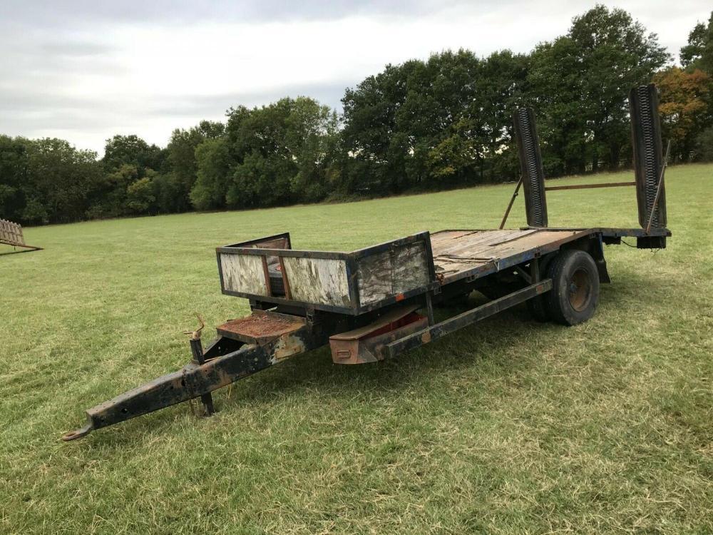 Beavertail Farm Trailer £750 plus vat £900