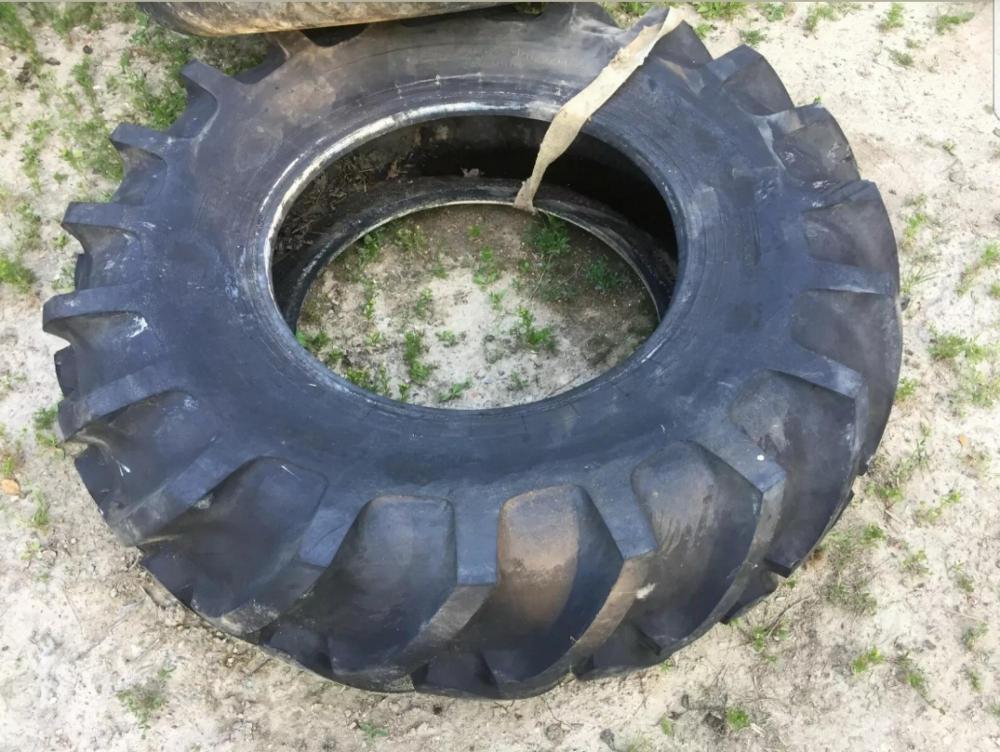 Tractor tyres 16.9 14 - 26 Pirelli £150 plus vat £180