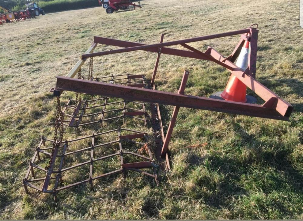 Mounted Zig Zag Harrow £260 plus vat £312