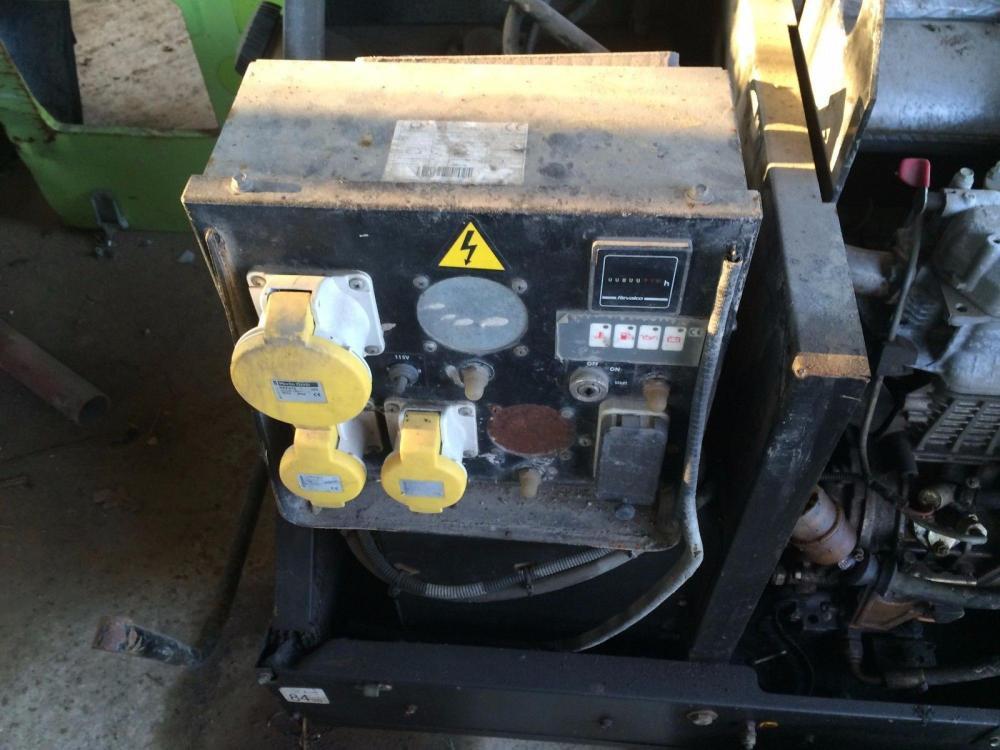 Pramac Generator 6 Kva £700 plus vat £840