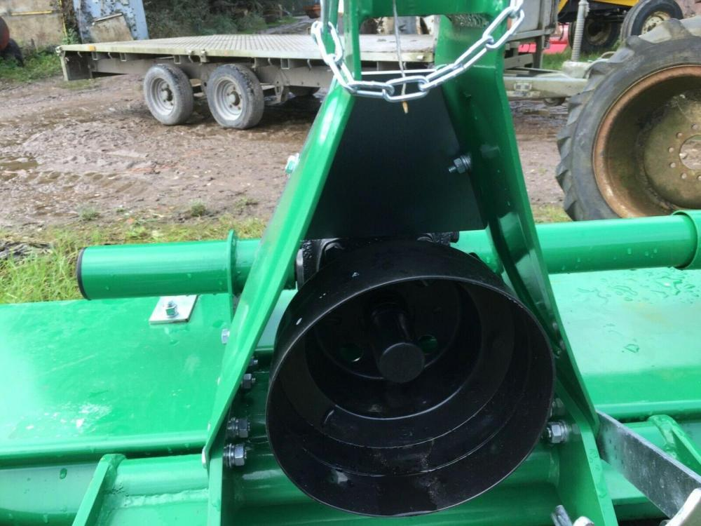 Tractor Rotovator Compact ££975 plus vat £1170
