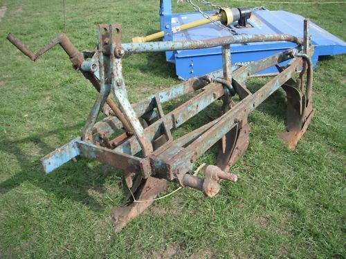 Ransomes Three Furrow Plough