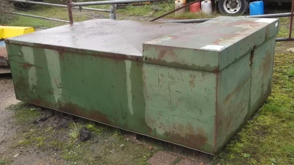 Fuel Store bunded £480