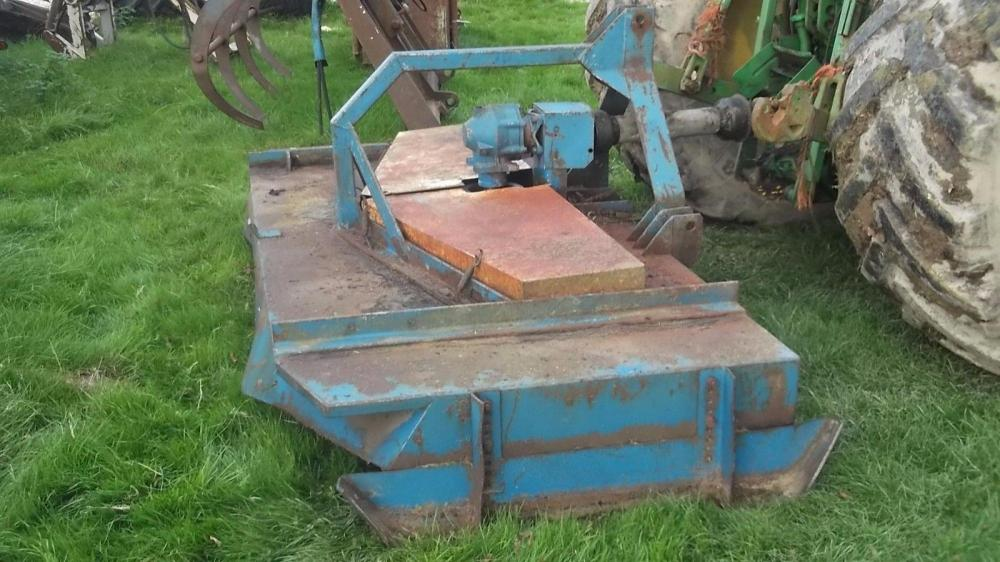 Tractor Topper - Field Topper - Paddock Topper £680