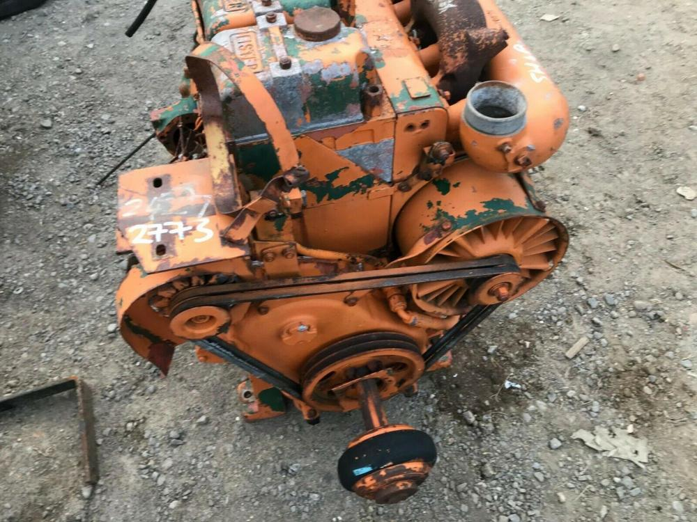 Lister 4 cylinder Diesel engine HR 4 - for spares £480 plus vat £576