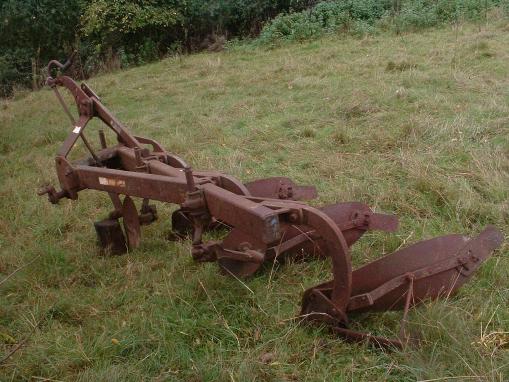 Ransomes Plough