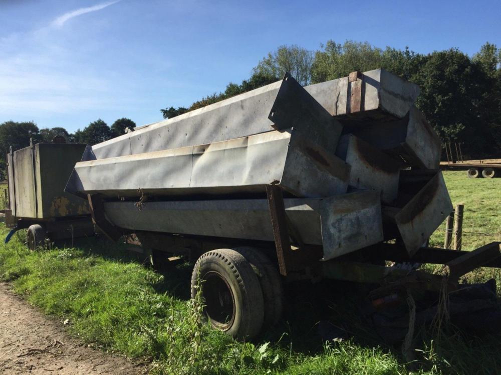 Log Trailer £800 plus vat £960