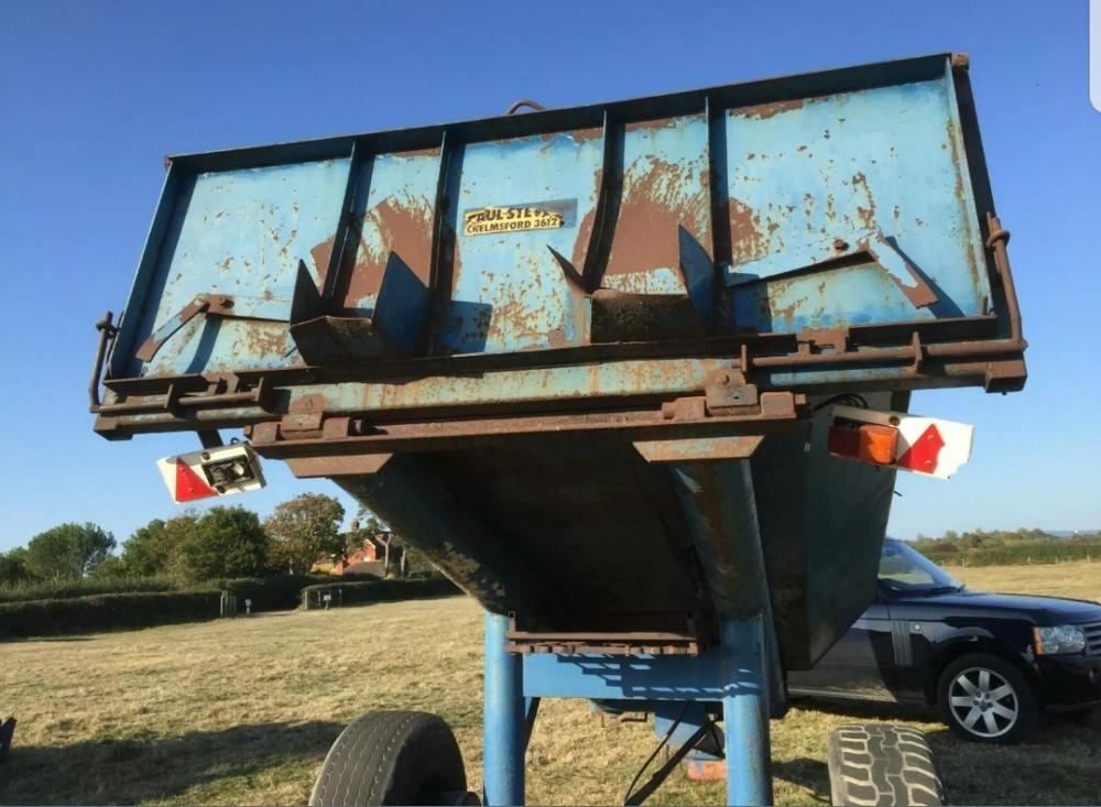 Tipping Trailer High Tip 10 tonne £1950 plus vat £2340