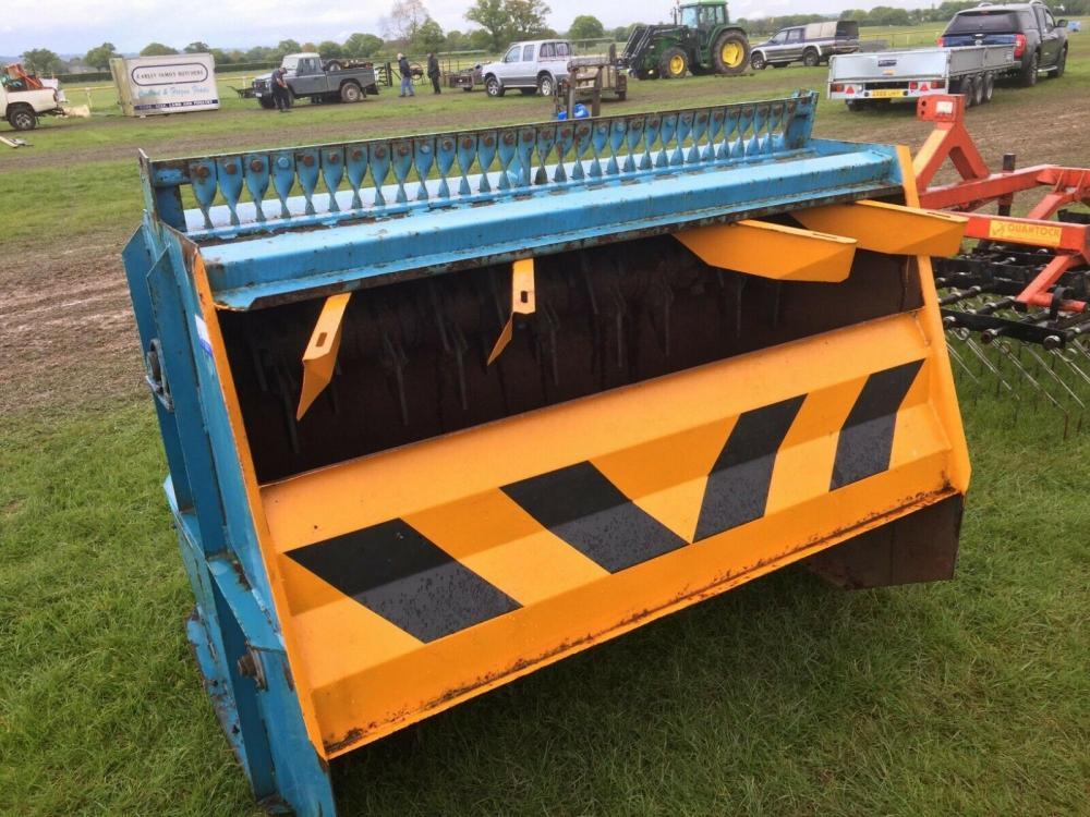 Kidd straw chopper £550 plus vat £660