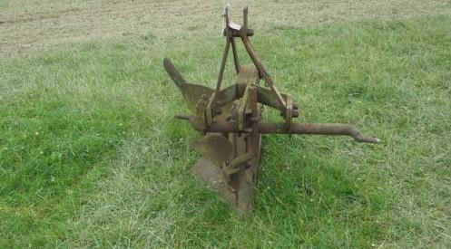 Ferguson Single Furrow Deep Digger Plough