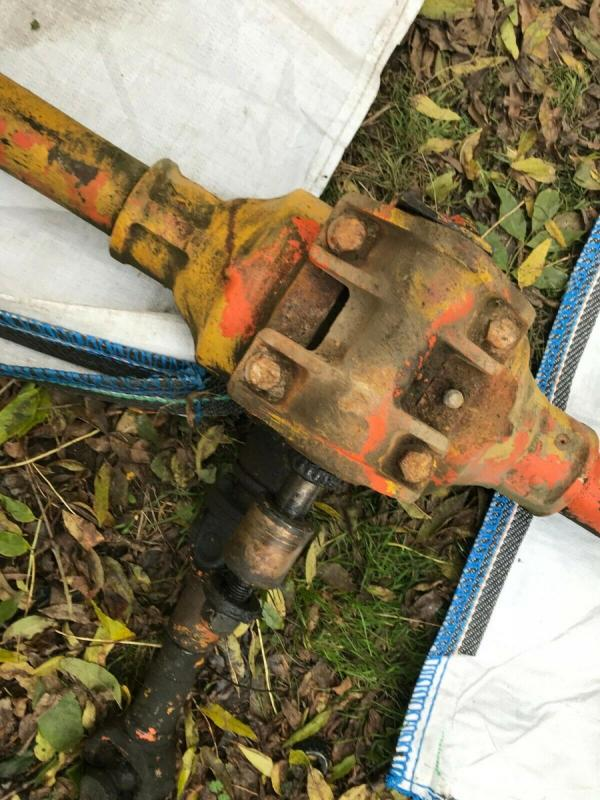 Benford TT 2000 Dumper rear axle £350