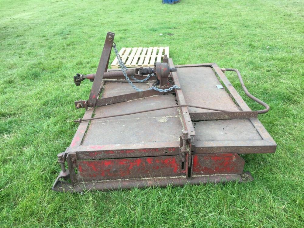 Grass Topper Off Set - 6 foot £480