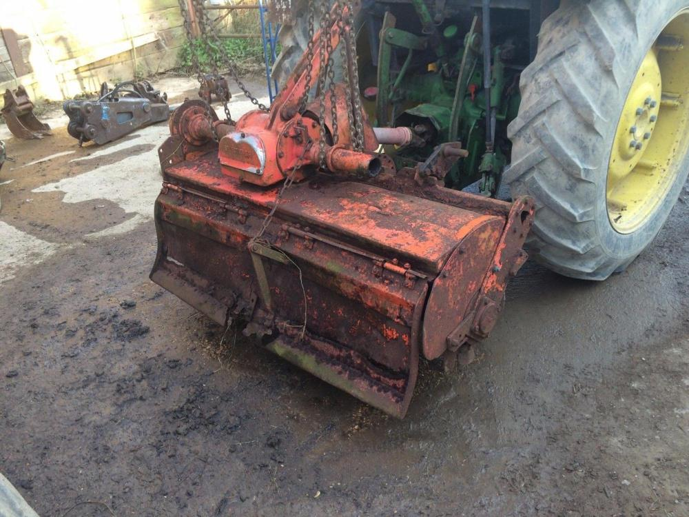 Howard Rotovator Select a Tilth 5ft 6 £480