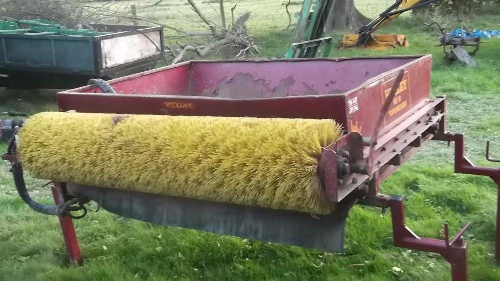Huxley Soil Dresser £380 plus vat £456