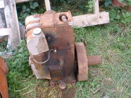 Lister Engine