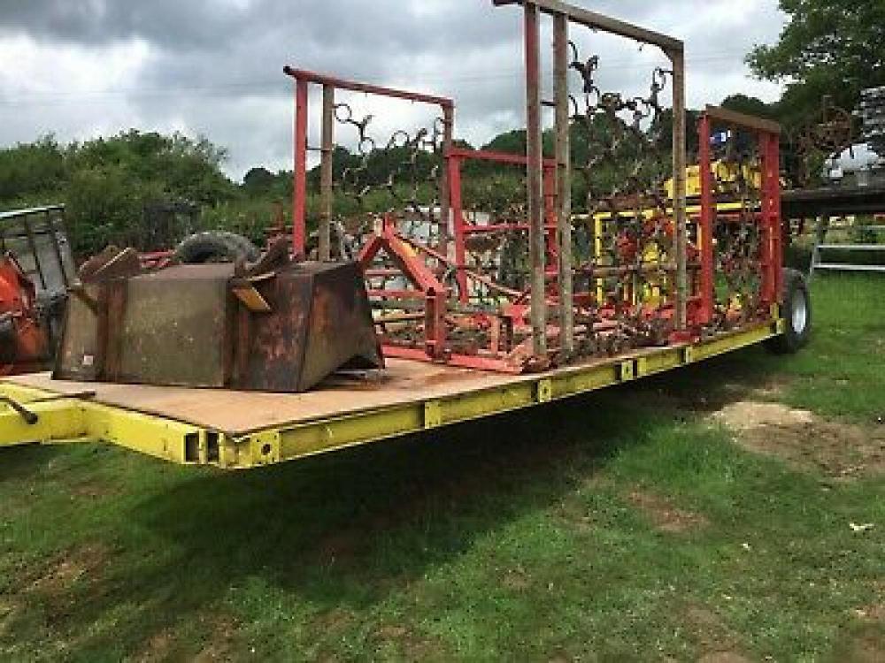 Low Load Trailer £750 plus vat £900