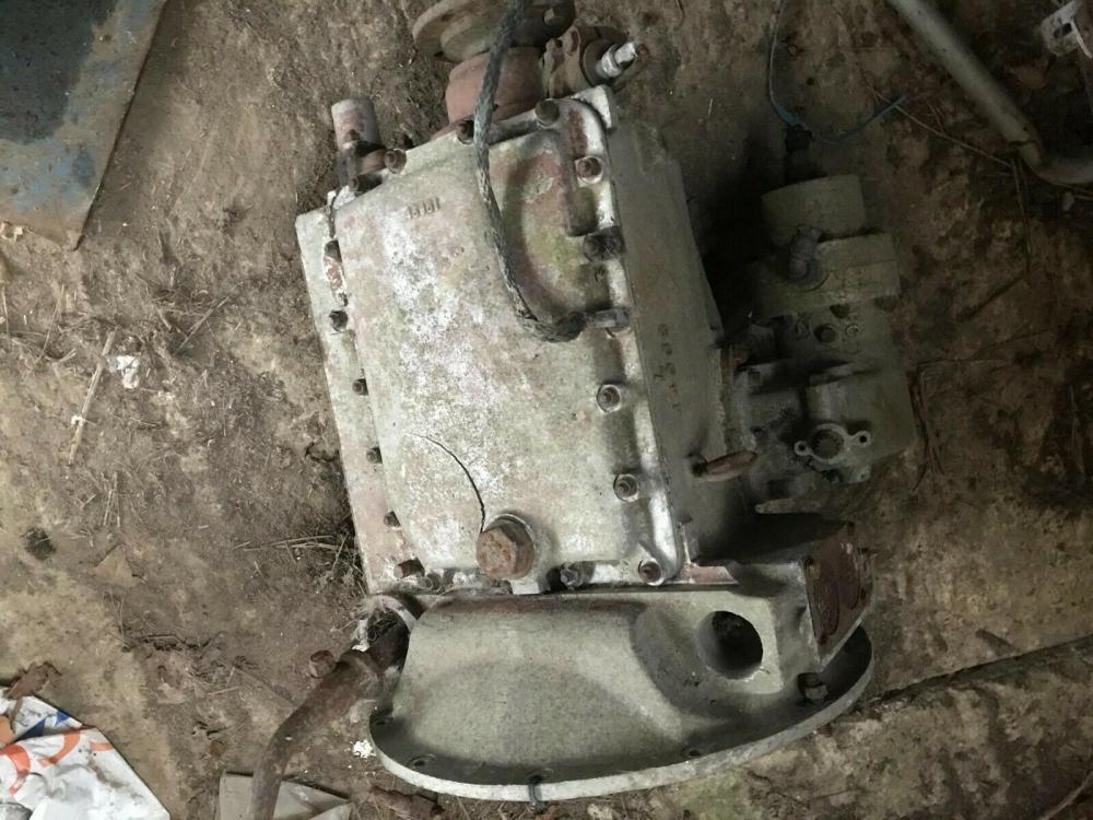 Foden Gearbox with pump vintage £500 plus vat £600