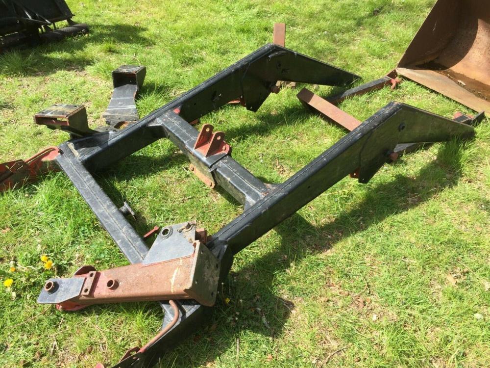 Massey Ferguson 165 loader £480