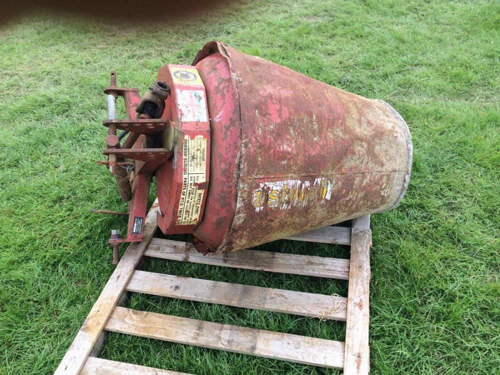 Tractor PTO driven cement mixer £380
