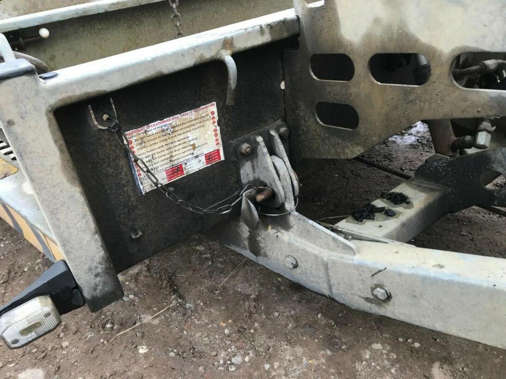 Brian James Plant Trailer Tilt bed Cargo 9 x 4 £1850 plus vat £2220