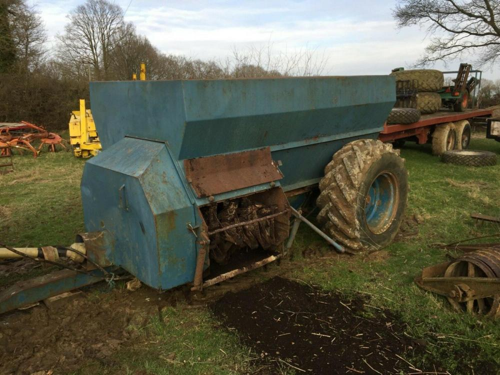Dung Spreader - £1450