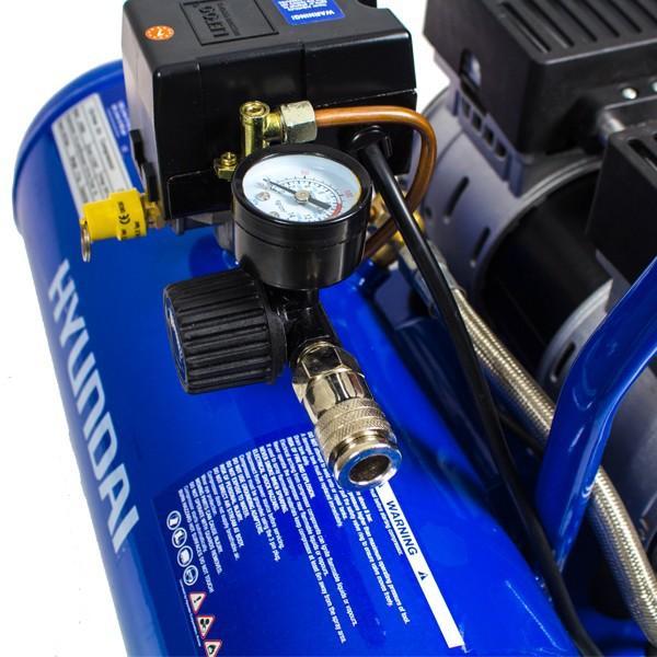 Hyundai 8L 3.1cfm Direct Drive Air Compressor HY0808
