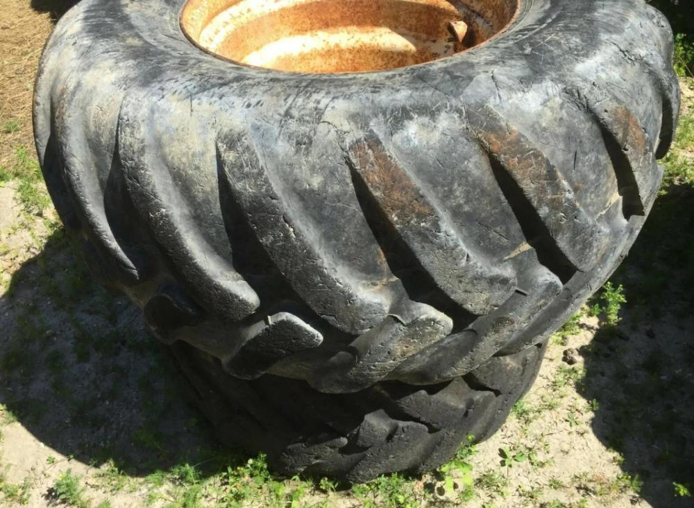 Dumper  wheel and tyre 500 60 225 £100 plus vat £120