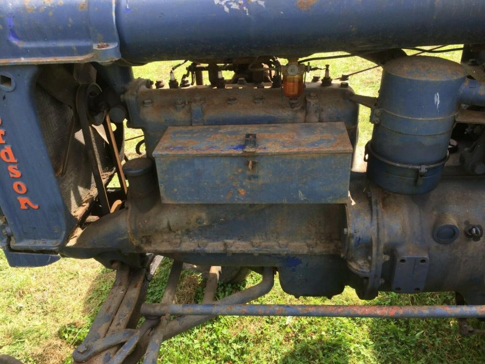 Fordson Major E27 Tractor £1950