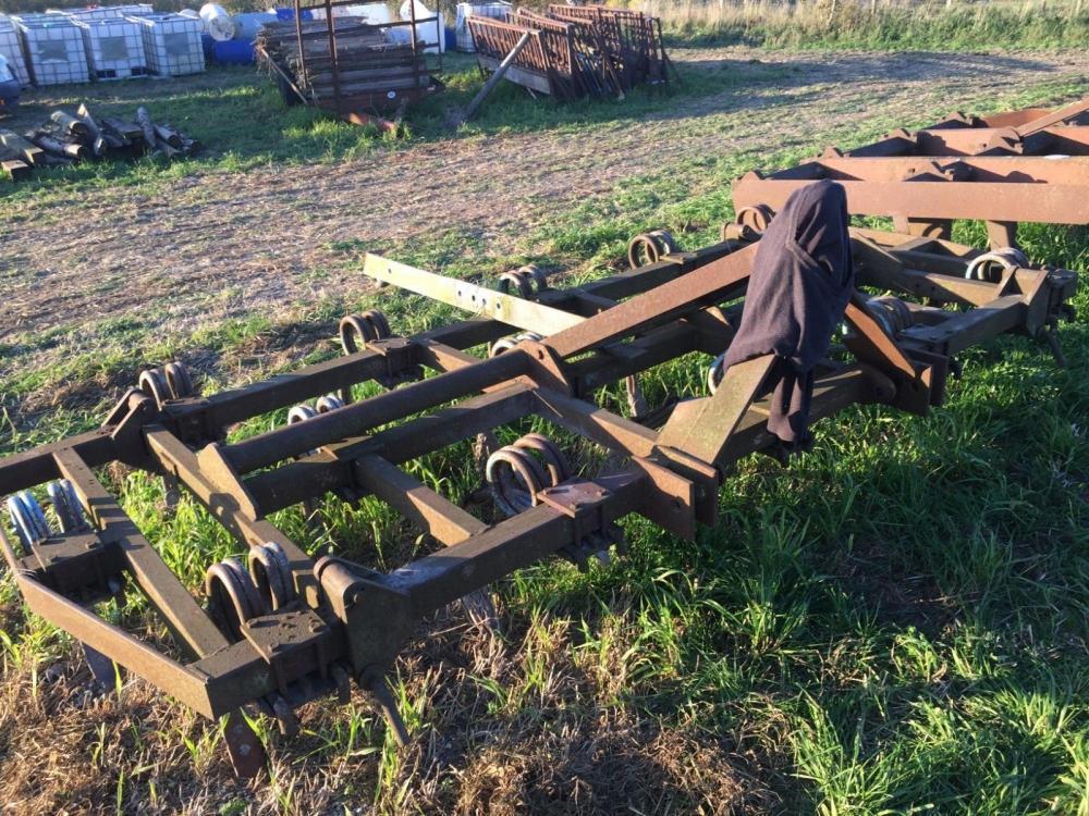 Parmiter Cultivator 13 foot - £575 plus vat £690