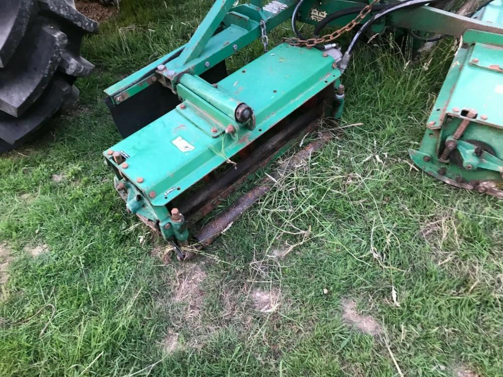 Ransomes Triple Mower - pto driven £750