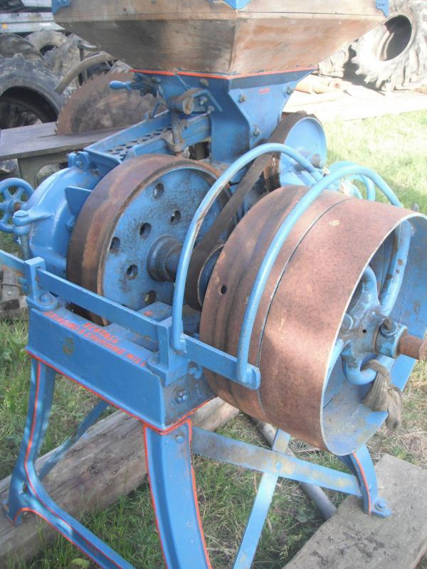Bentall Grinding Mill